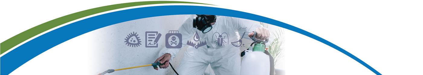 Servicio comercial de Control de plagas